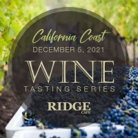 California Coast Wine Tasting Event - SOLD OUT