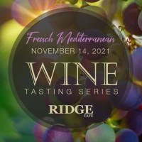 French Mediterranean Wine Tasting Event - SOLD OUT